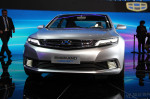 Geely Emgrand 2016 Фото 09