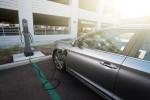 2016 Hyundai Sonata Plug-in Hybrid Electric Vehicle (PHEV), Charging Outlet