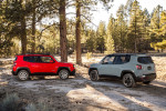 Jeep Renegade Фото 10