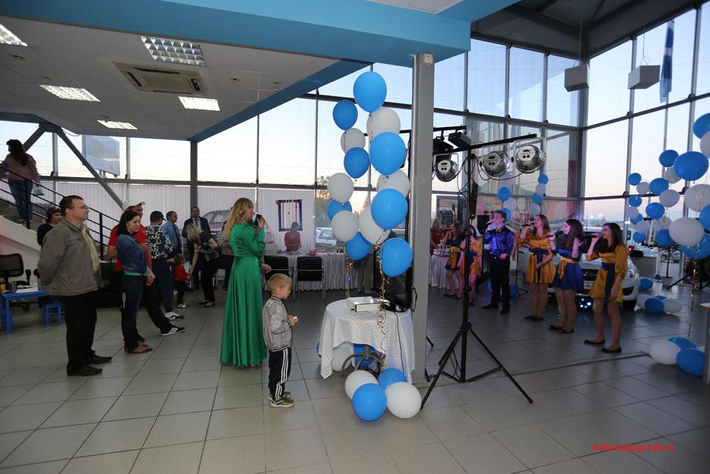 Презентация Lada Granta АМТ в Волгограде от П-Сервис Авто Волгограда