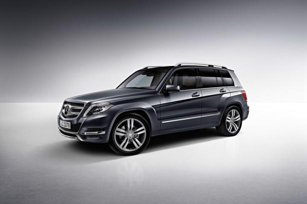 Mercedes-Benz glk glc