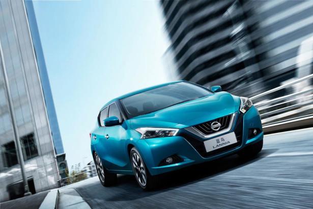 Nissan Lannia 2015 Фото 10