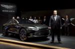 Внедорожник Aston Martin DBX 2015 фото 04