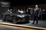 Внедорожник Aston Martin DBX 2015 фото 05