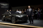 Внедорожник Aston Martin DBX 2015 фото 06