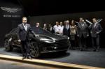Внедорожник Aston Martin DBX 2015 фото 07