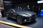Внедорожник Aston Martin DBX 2015 фото 10