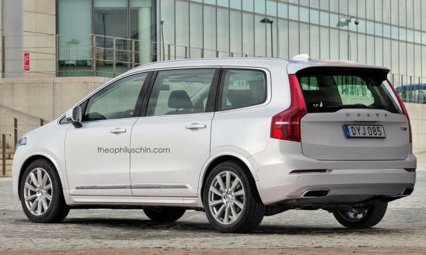 Volvo минивэн 2