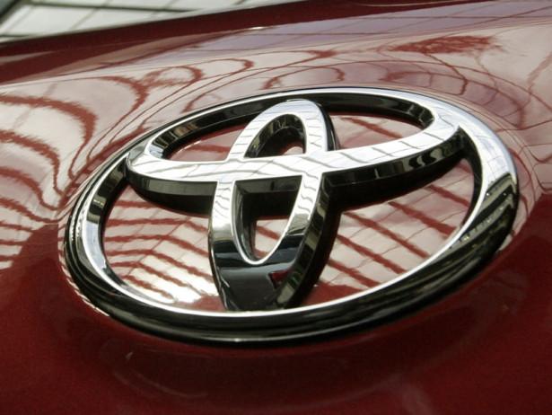 Image: Toyota logo