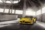 Alfa Romeo 4C Spider 2015 Фото 15