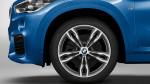 BMW X1 с пакетом М 2016 Фото 05