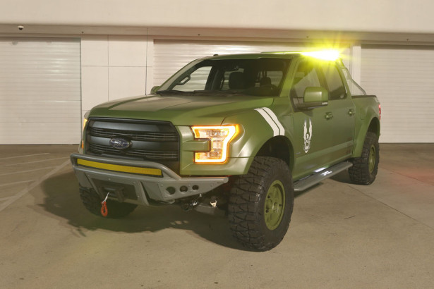 Ford F-150 Halo Sandcat Фото 01