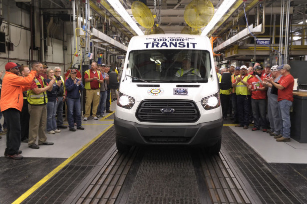 Ford Transit 2016 Фото 01