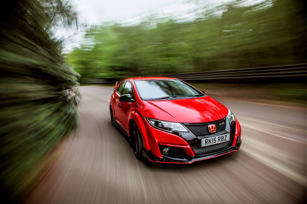 Honda Civic Type R 2105 Фото 21