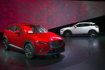 Mazda CX-3 2016 Фото 01