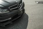 Mercedes C63 AMG Vorsteiner Фото 04