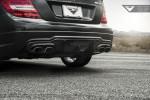 Mercedes C63 AMG Vorsteiner Фото 10