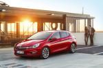 Opel Astra 2016 Фото 11