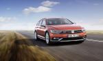 Volkswagen Passat Alltrack 2016 Фото 01