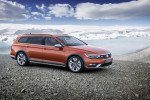 Volkswagen Passat Alltrack 2016 Фото 10