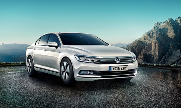 Volkswagen Passat BlueMotion 2016 Фото 01