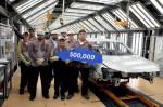 500000-й Volkswagen Passat Фото 01
