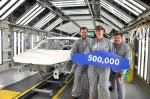 500000-й Volkswagen Passat Фото 02