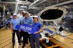 500000-й Volkswagen Passat Фото 04