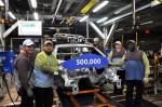 500000-й Volkswagen Passat Фото 05