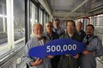 500000-й Volkswagen Passat Фото 06