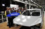500000-й Volkswagen Passat Фото 09