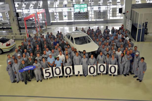 500000-й Volkswagen Passat Фото 11