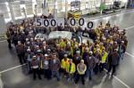 500000-й Volkswagen Passat Фото 13
