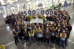 500000-й Volkswagen Passat Фото 14