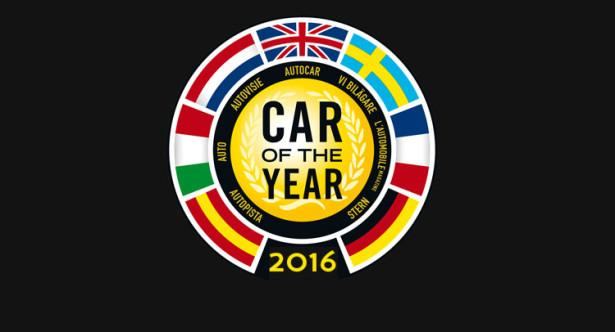 Автомобиля Европы 2016