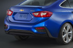Chevrolet Cruze 2016 США Фото 08