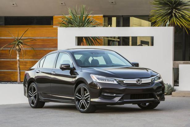 Honda Accord 2016 Фото 01
