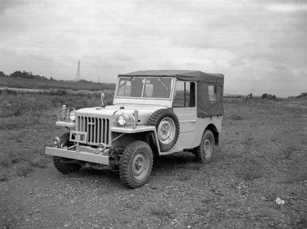 История Тойота 1