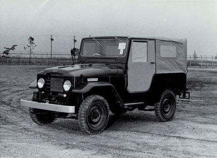 История Тойота 2