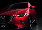 Mazda CX-3 2016 Фото 17
