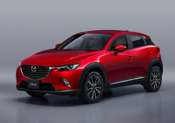 Mazda CX-3 2016 Фото 6