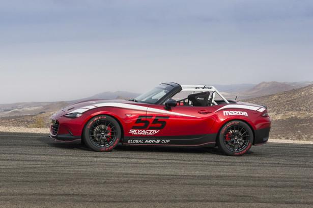 Mazda MX-5 2015 Фото 04