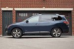 Nissan Pathfinder Hybrid 2015 Фото 02