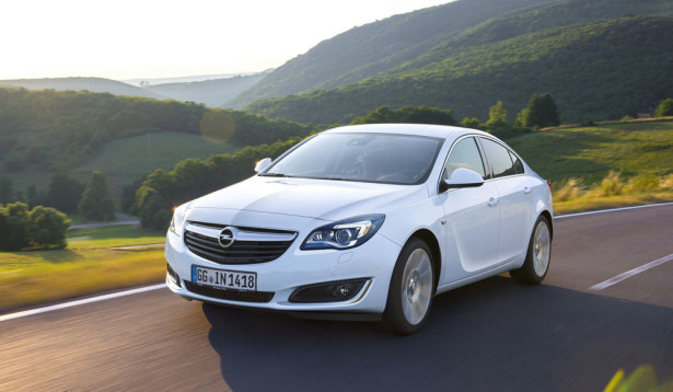 Opel Insignia дизель 2015 Фото 01