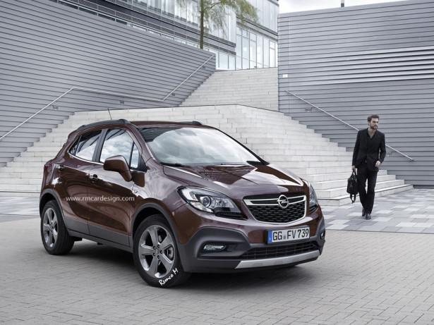 Opel Mokka 2016 Фото 2