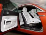 Оранжевый Rolls-Royce Wraith 2015 Фото 01