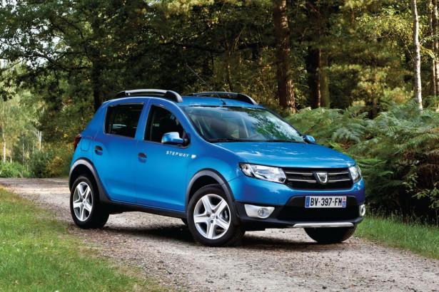 Renault Dacia Sandero Великобритания 2015 Фото 02