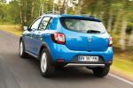 Renault Dacia Sandero Великобритания 2015 Фото 03