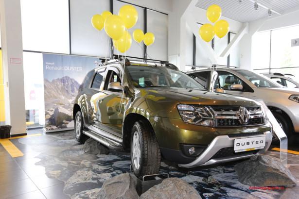 Renault Duster 2015 Арконт Волгоград Фото 02
