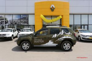 Renault Duster 2015 Арконт Волгоград Фото 35